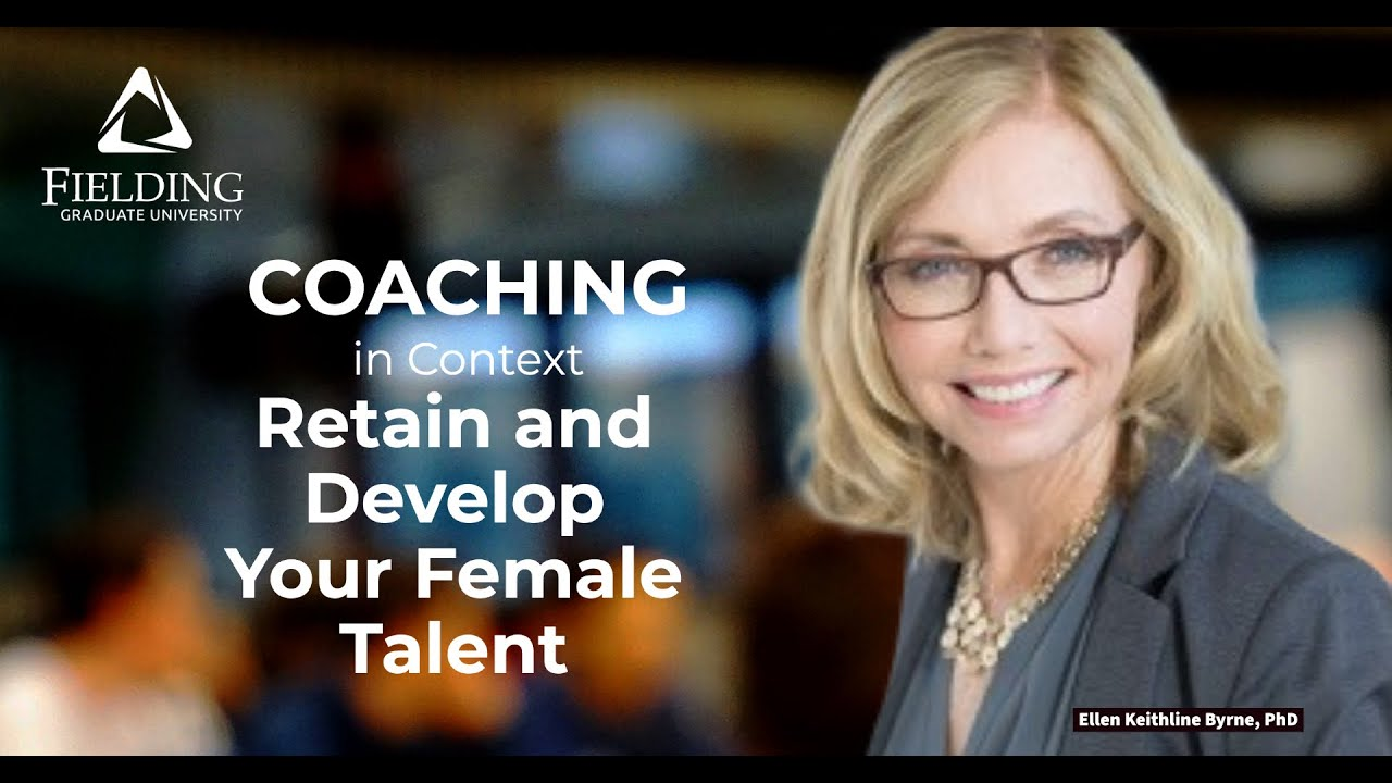 Retain and Develop Your Female Talent Zoom Webinar