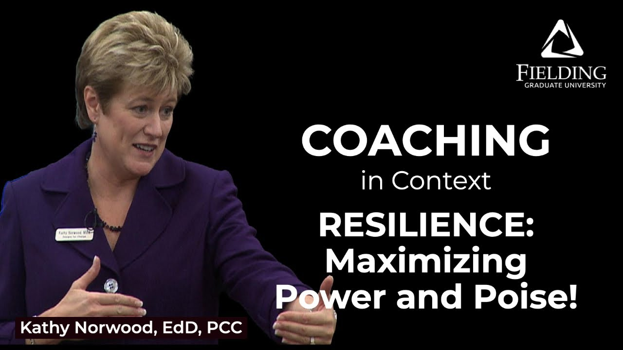 Resilience – Maximizing Power and Poise!