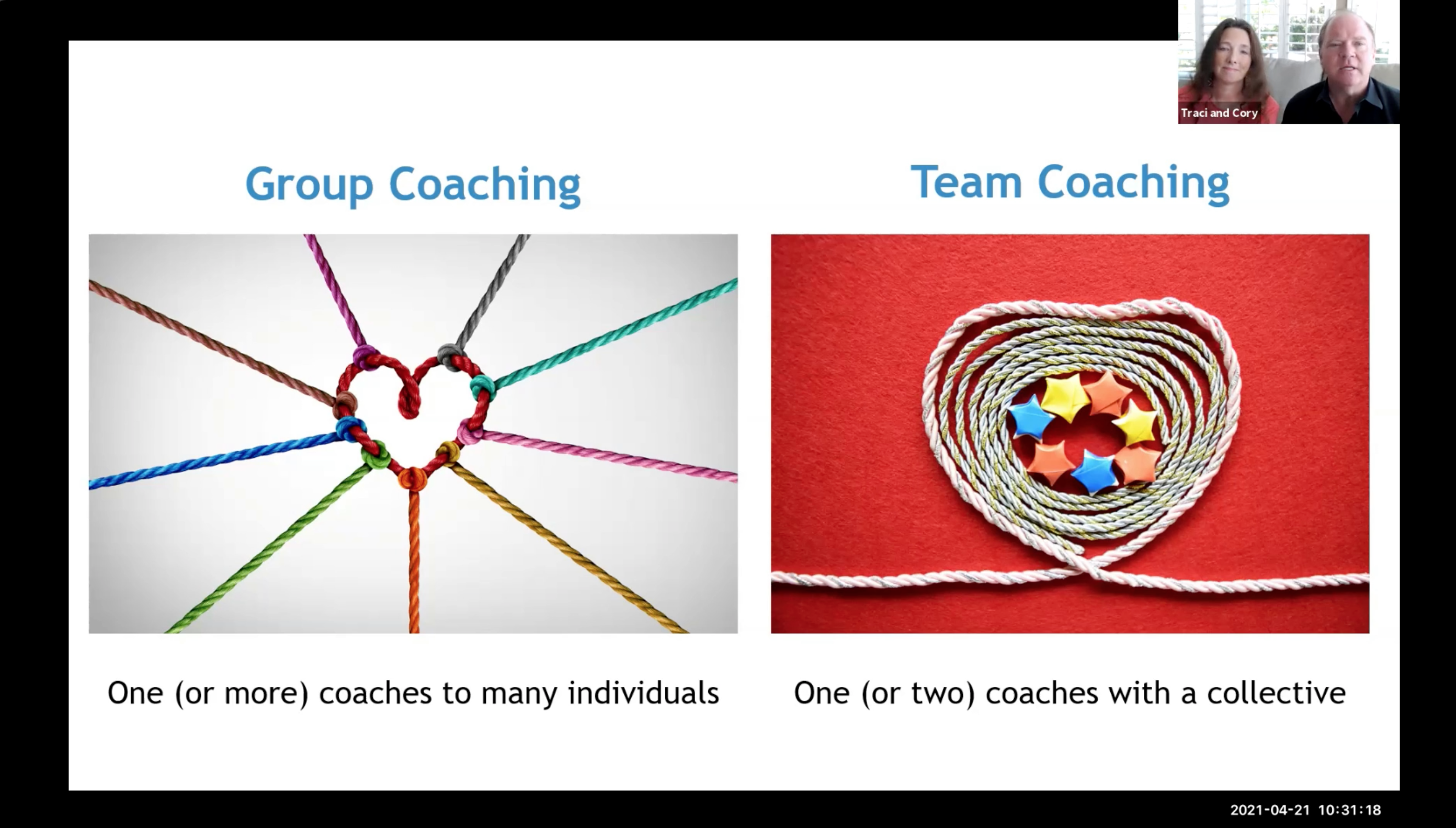 Team and Group Coaching