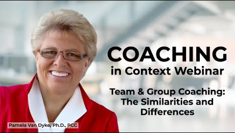 Team & Group Coaching: The Similarities and Differences